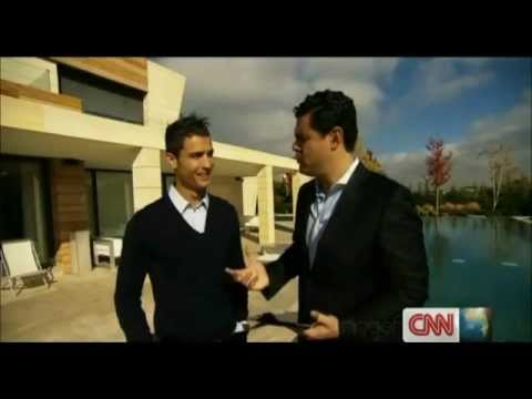 Cristiano Ronaldo - All Access - Cnn Interview [full] [hq] video