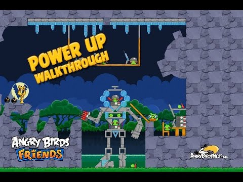 Angry Birds Friends Wingman II Cyporkador Tournament Level 5 Week 116 Power Up Highscore Walkthrough