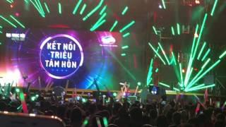 [Full show] Sơn Tùng M-TP song ca cùng ông chú Viettel tại Viettel Concert 2017