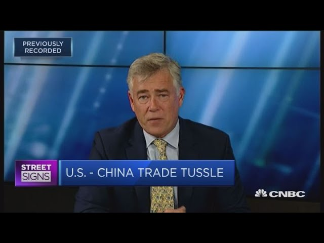 The US and China are 'definitely' in a trade war: Analyst | In The News