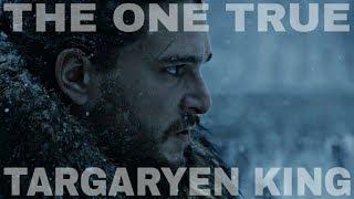 Jon Snow's Important Role In Season 8 (Part 1) - Game of Thrones Season 8 (Feat. GrayArea)