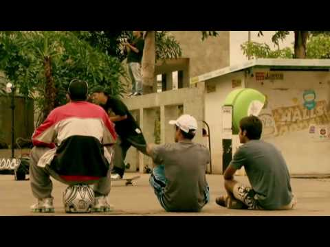 DESAFIO DE RUA - BRASILIA - PARTE 1 - SKATEBOARD VIDEO  - HD - DROPS.TV