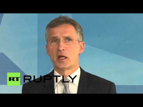 Belgium: 'Communication channels' between NATO and Russia stay open - Stoltenberg
