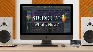 FL Studio Guru | FL Studio 20 What's New?