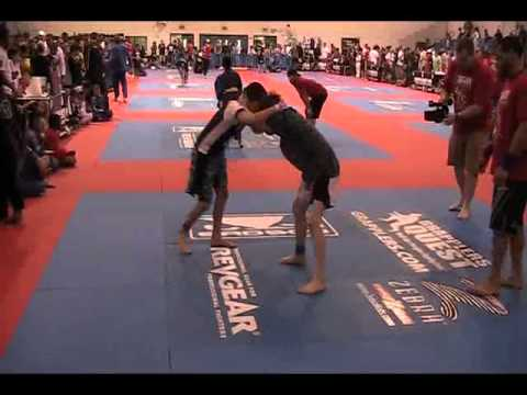 Jean-Paul LeBosnoyani Grapplers Quest Florida 2011 Final No Gi