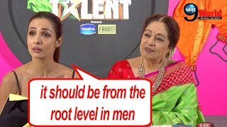 #MeToo Movement: Kirron Kher & Malaika Arora breaks the silence on the sets of India's Got Talent