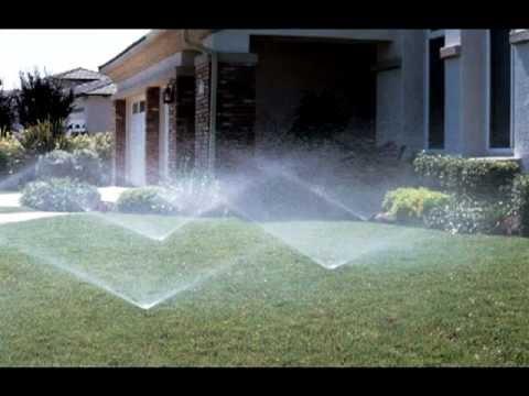 Sprinkler System Highland Village