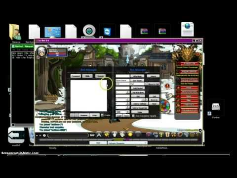 AQW Le Bot 8.4 WORKING HACK