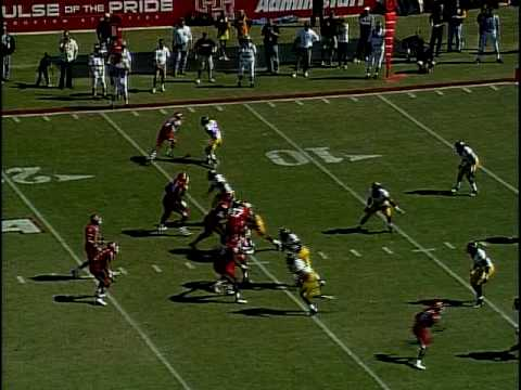 Houston vs. Southern Miss Highlights 10-31-09 Video