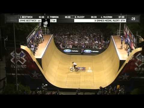 X Games Austin: Moto X Freestyle Final, BMX Big Air Final