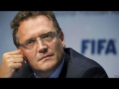 Fifa corruption Blatter deputy Jerome Valcke denies payments
