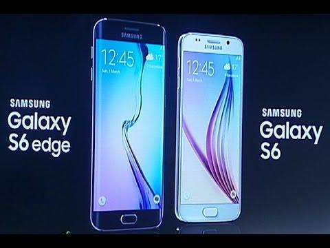 Samsung presenta el Galaxy S6 en el MWC