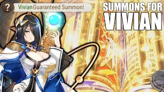 SUMMONS FOR VIVIAN! Epic Seven - Totally Worth It!