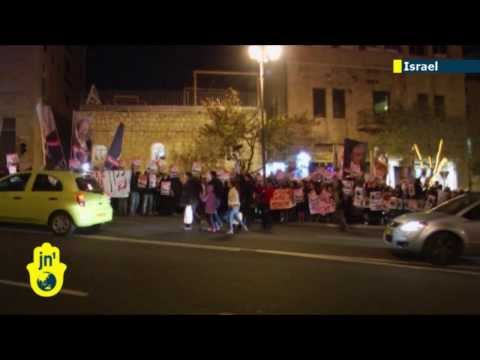 Freedom for Pollard campaign: More than 100 people protest for release of convicted Israeli spy