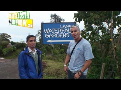 La Paz Waterfall Gardens Costa Rica