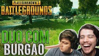 TIMÃO E PUMBA NO PUBG feat.BURGAO