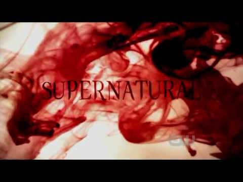 Supernatural - opening Logo Collectionwmv