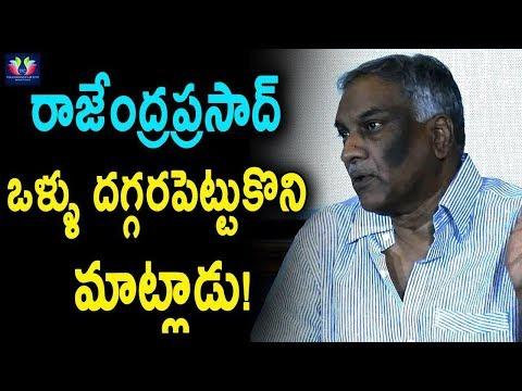 Tammareddy Bharadwaj Serious Warning To Rajendra Prasad || Celebrity Updates
