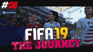 FIFA 19 THE JOURNEY CHAMPIONS #06 ⚽ Kim Hunter vs. Canada!