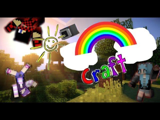 ▶ Rainbow Craft Minecraft