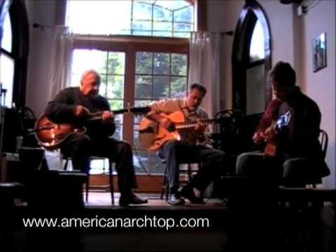 Bucky Pizzarelli, Ed Laub&Pat Lentz