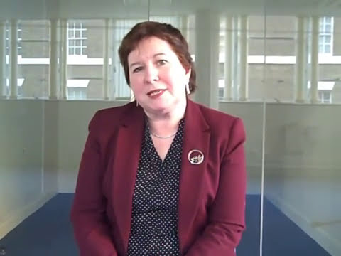 Ann Walker, WEA - reflections on NIACE's 'Time for change' event