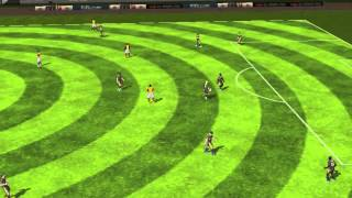 FIFA 14 iPhone/iPad - FC Malisheva vs. Leicester City