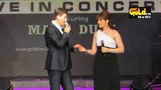 Daniel O'Donnell Live In Concert featuring Mary Duff - Colombo, Sri Lanka - Gold FM