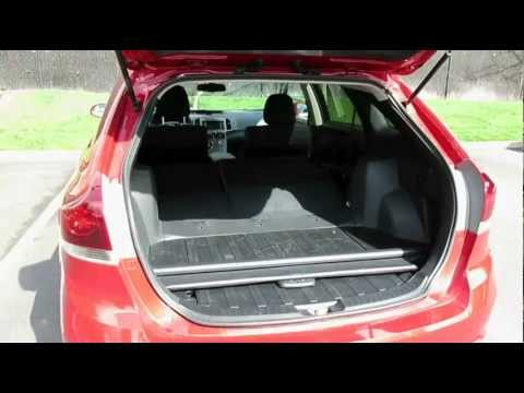 Toyota Venza LE 2013, обзор
