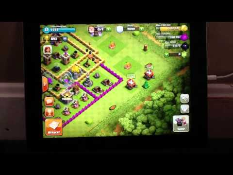 Clash of Clans Level 8 Town Hall defense review