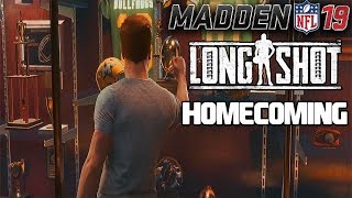 "LONGSHOT ""HOMECOMING"" FIRST LOOK & DETAILS 
