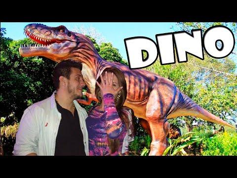 Vale dos Dinossauros - Jurassic Park