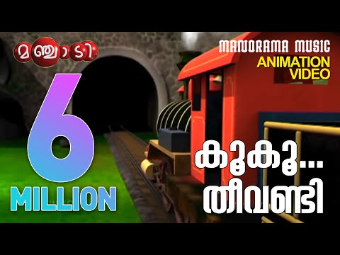Ku Ku Theevandi From Manchadi 4 The Animation Super Hit For Kids video