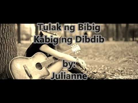 Julianne - Tulak Ng Bibig