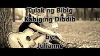 Watch Julianne Tulak Ng Bibig video