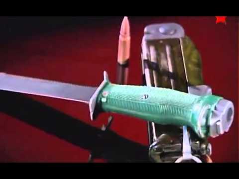 Бесшумное и специальное оружие. Отечественное стрелковое оружие. (Фильм шестой)