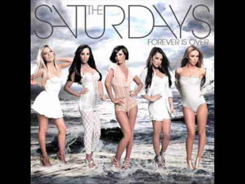 The Saturdays - Forever Is Over (romeyboy's Especially For Anouk Remix) video