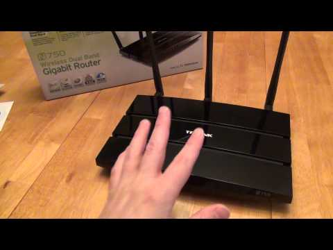 TP-LINK N750 Wireless Router (TL-WDR4300) Review