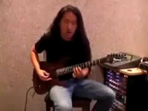 Herman Ri and Sam Totman guitar lesson parody