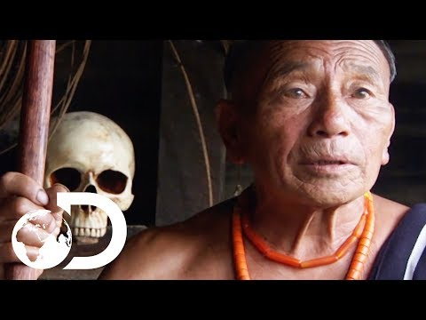 The Headhunting Tribe Of Nagaland | Wildest India