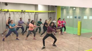 Cheeze Badi | Machine | Udit Narayan & Neha Kakkar | Bollywood ZUMBA | Shruti Trivedi