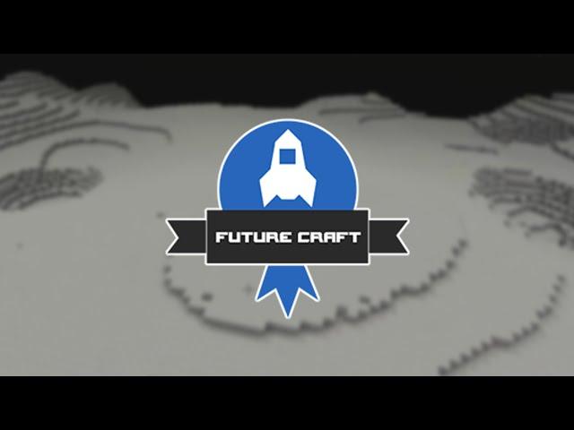 [GEJMR] FutureCraft - ep 36 - počátek měsíční základny