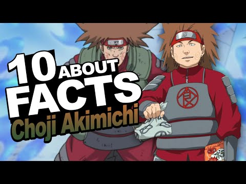 "10 Facts About Choji Akimichi You Should Know!!! w/ ShinoBeenTrill ""Naruto Shippuden"" thumbnail"