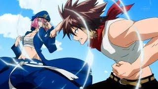 Top 10 Anime Hành Động & Võ Thuật có Nhân Vật Chính Siêu Bá và Ngầu
