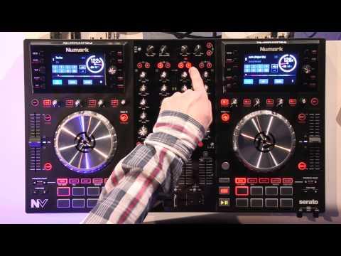 NUMARK NV : Tutoriel complet avec DJ M-RODE (La Boite Noire)