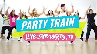 Party Train | Zumba® | Live Love Party