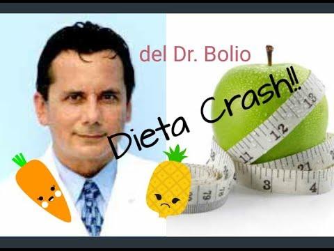 Dieta Crash Del Dr Bolio!!