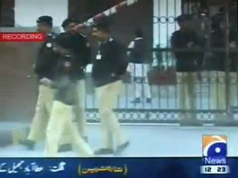 geo sargodha Issued arrest warrants against 16 police officers