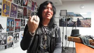 An Interview with Cinderella's Tom Keifer