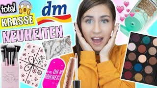 ZU KRASS 😱 DM NEUHEITEN HAUL November 2018 | Hatice・Bilou-Box・Tamtam